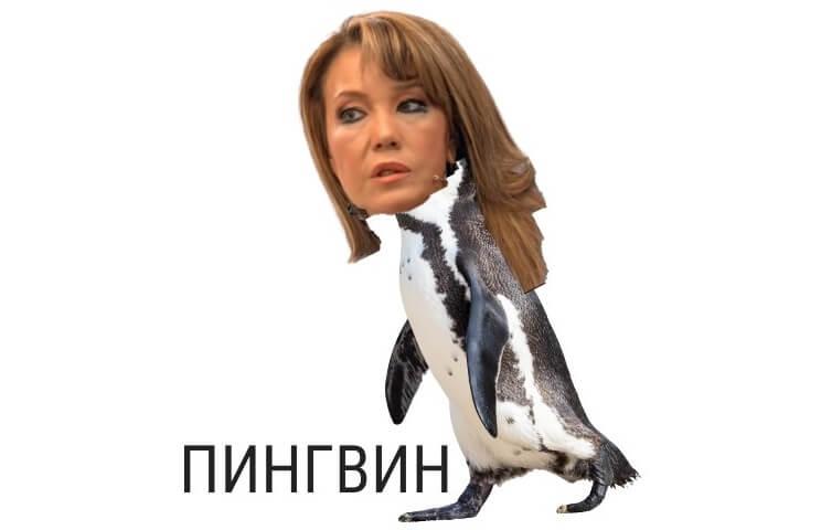 Кто под маской Пингвина? Азиза Мухамедова